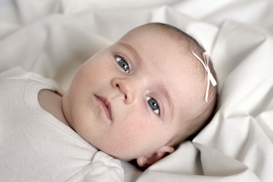Why Are Babies Born With Gray Eyes?