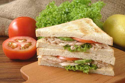 3 Sandwich Recipes for Children