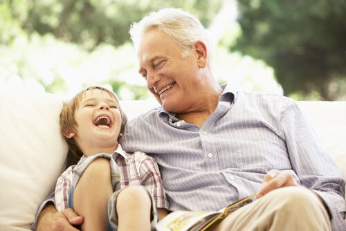 Grandparents and Grandchildren, a Special Bond