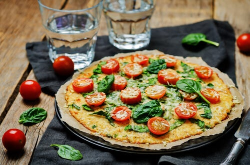 4 Ideas for Healthy Homemade Pizzas