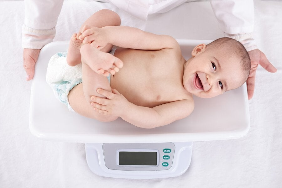 Your Baby's Weight Gain Month by Month