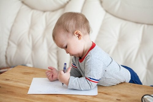 Learn More About The Stages of Writing in Children
