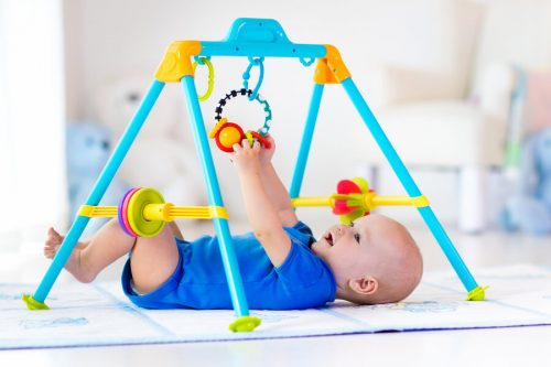 Baby Gyms and Park Activities for Babies