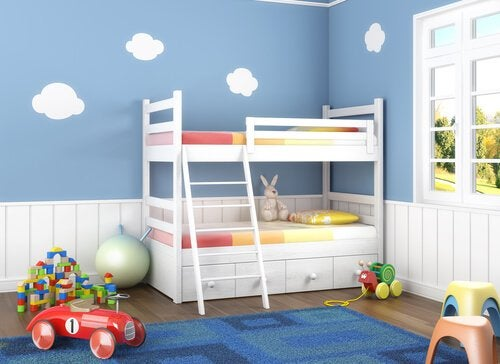 Ideas for Decorating a Shared Bedroom for Your Children