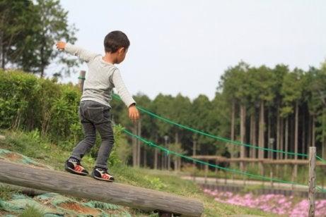 7 Tips for Improving Children's Balance