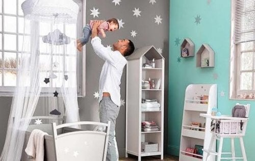 5 Simple Ideas to Decorate Your Baby's Room