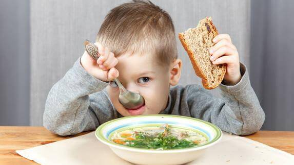 Are You Teaching Your Child to Eat Healthy?