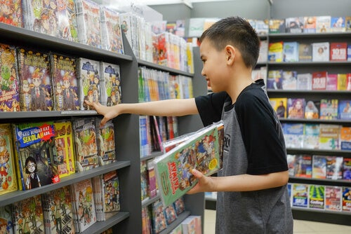 Advantages of Reading Comics for Children