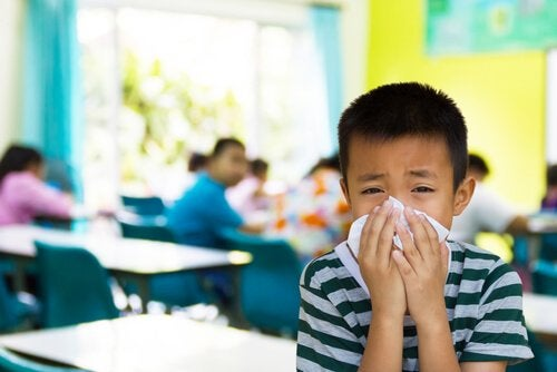 7 Contagious Illnesses in School-Age Children