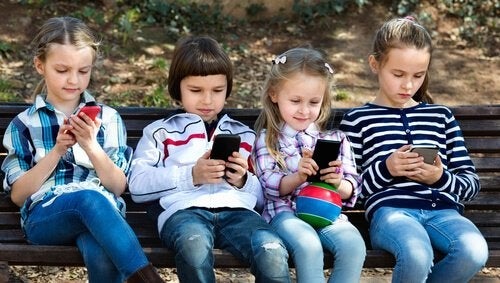 The Use of WhatsApp in Children