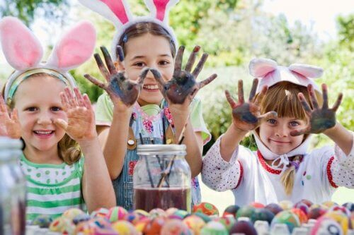 5 Ways to Celebrate Easter with Children
