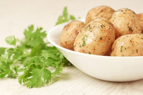 4 Recipes With Potatoes for Children