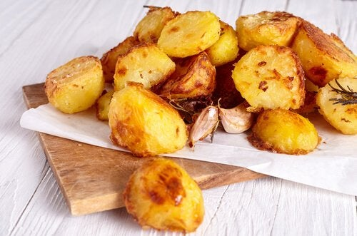 4 Recipes with Potatoes
