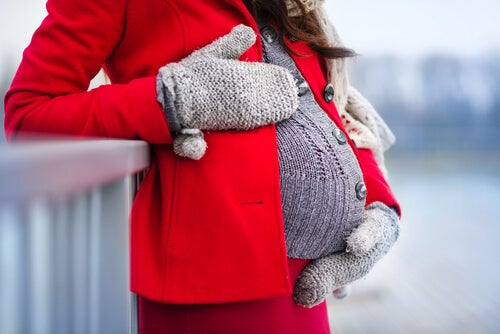 Winter Clothes for Pregnant Women