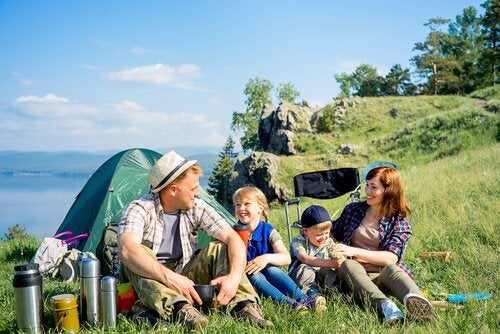Going Camping With Your Children, A Fun Adventure!