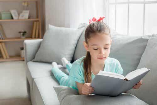 Benefits of Reading for Children