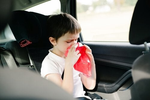 Why Do Children Throw Up for No Apparent Reason?