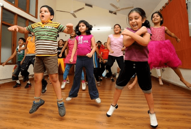 Benefits of Biodance in Childhood