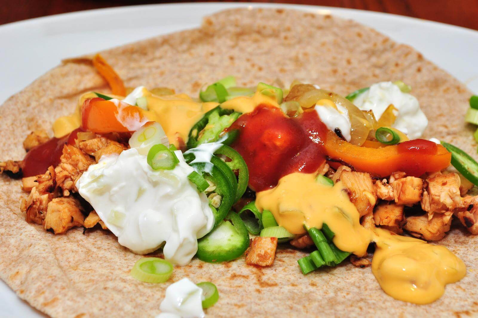 Fajita Recipes for Children