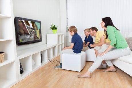 Overstimulated Children: A Current Problem