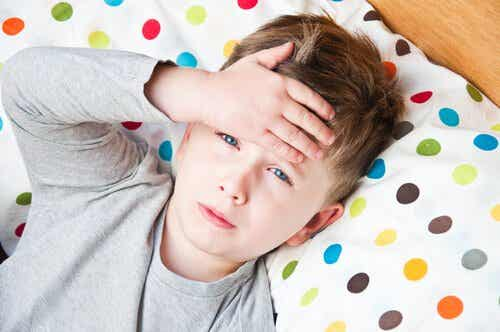 5 Tips to Lower a Child's Fever