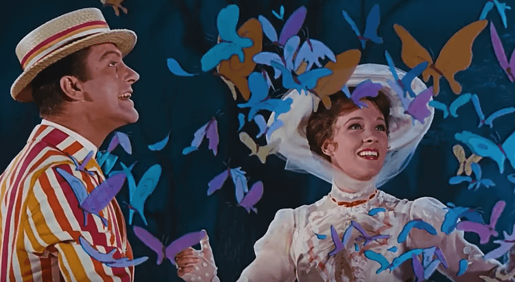 4 Lessons from Mary Poppins