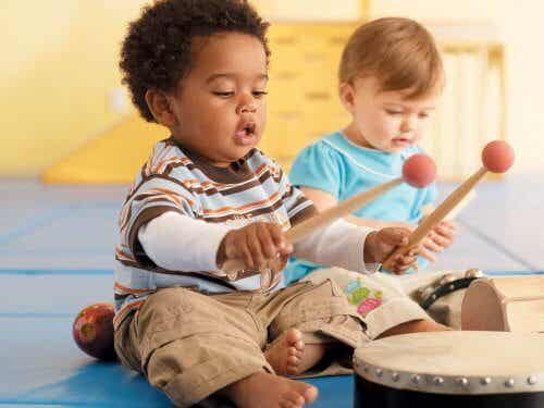 Music Can Boost Your Children's Creative Process