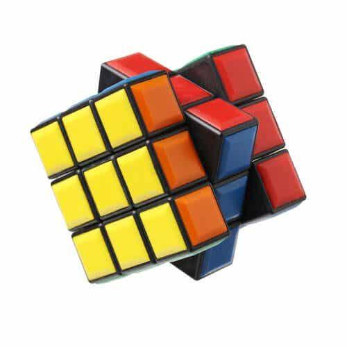 Benefits of Rubik's Cube for Children