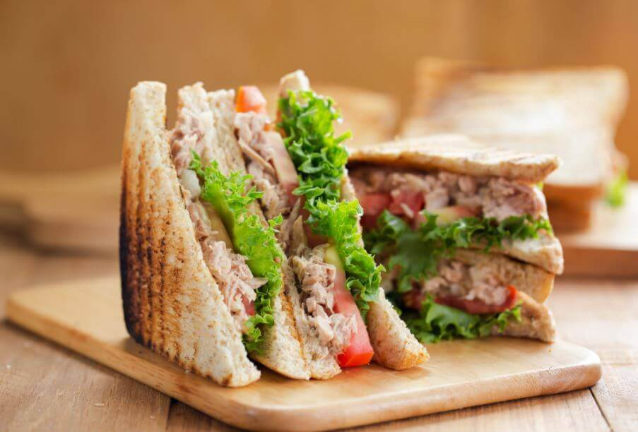 3 Sandwich Recipes for Children