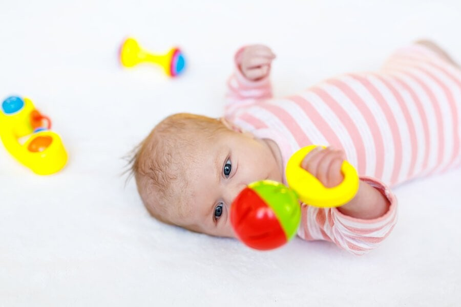 8 Great Toys for Newborns
