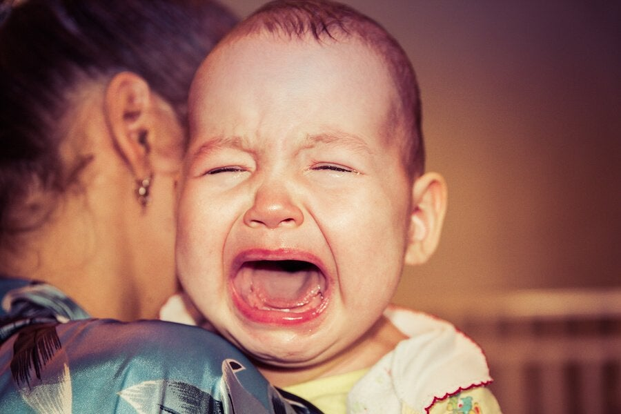 Why Does My Baby Always Wake Up Crying?