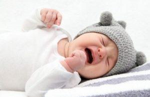 Why Do Babies Cry in Their Sleep?