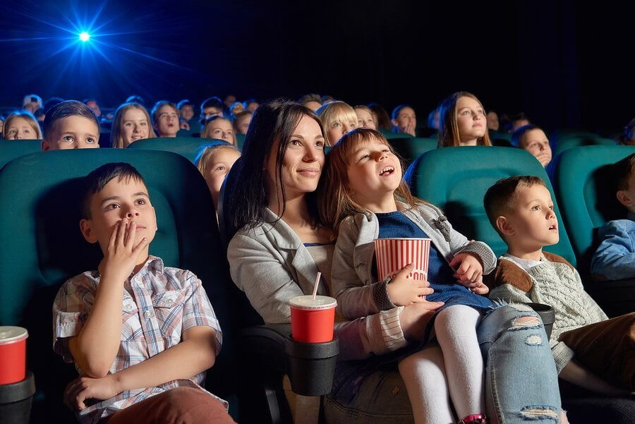 Benefits of Movies for Kids: Recommended Films