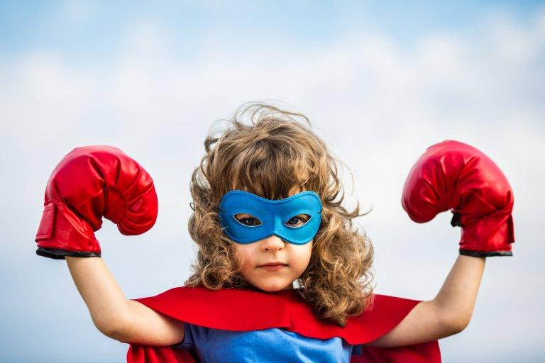 What Is the Batman Effect and How Does It Affect Children?