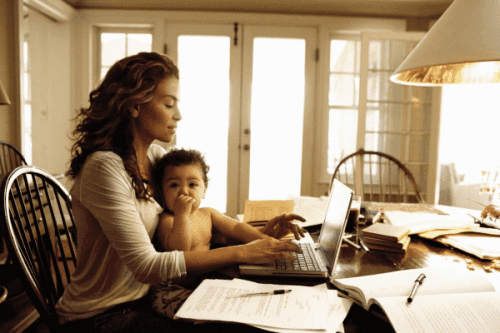 7 Tips on How to Work From Home When You Have Children