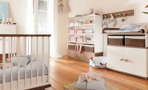 6 Storage Ideas for Your Baby's Room