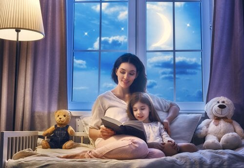 The Importance of Reading Bedtime Stories for Children