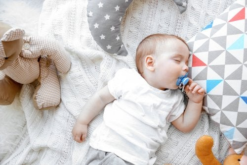 Is It Okay for Babies to Sleep with a Pacifier?