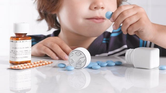 What to Do If Your Child Has Taken Medicine by Mistake