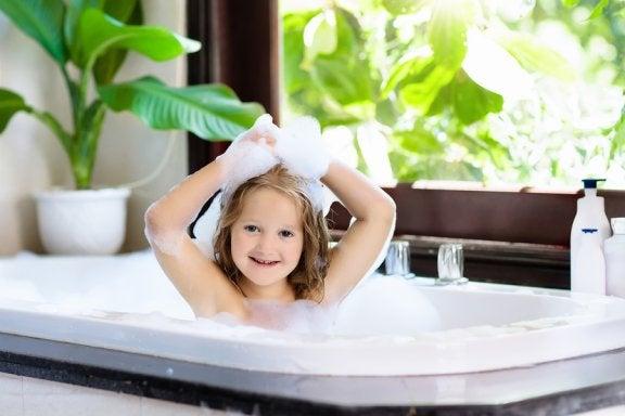 When Can Children Start Bathing on Their Own?