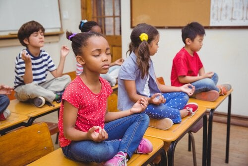 The Benefits of Meditation in the Classroom