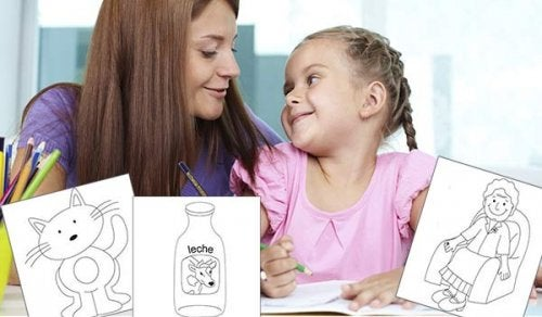 The Benefits of Coloring in Children