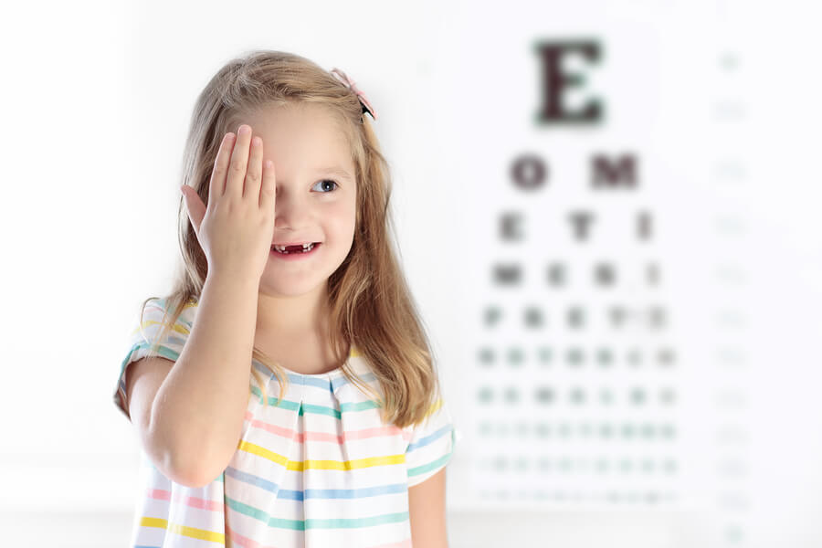 Lazy Eye in Children: Causes, Symptoms and Treatment