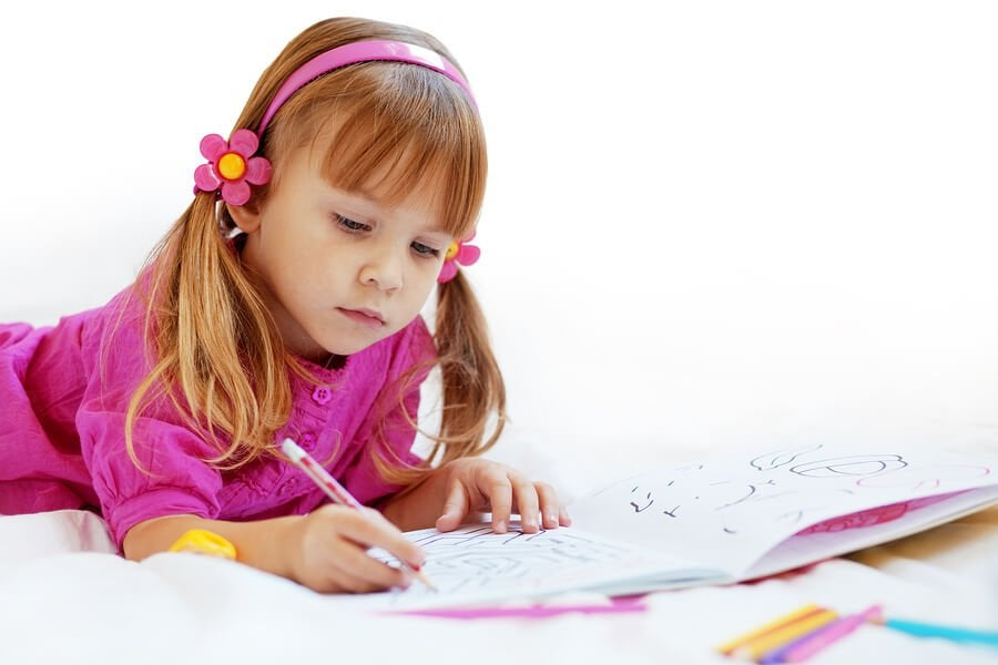 The Benefits of Coloring for Children