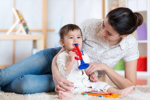 Constructive Discipline for Babies