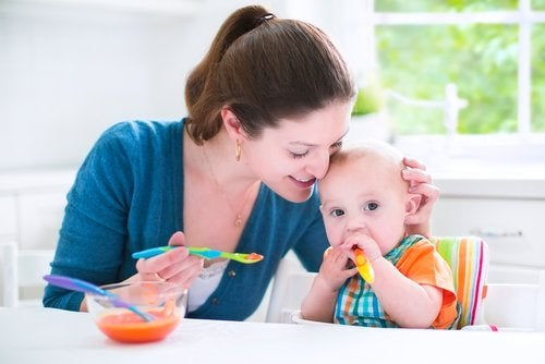 Tips for Establishing Your Baby's Feeding Routine