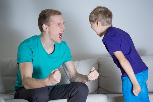 Verbal Abuse: a Form of Violence Against Children