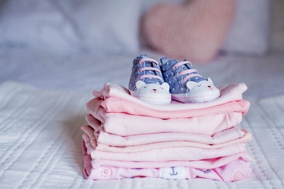 What to Do With Your Child's Old Clothes
