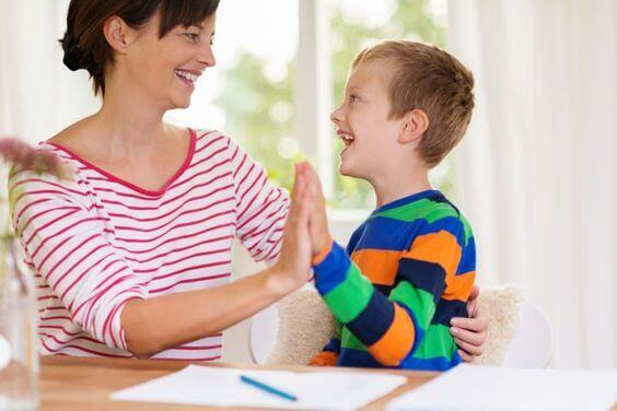 Using Positive Demands to Raise Happy Children