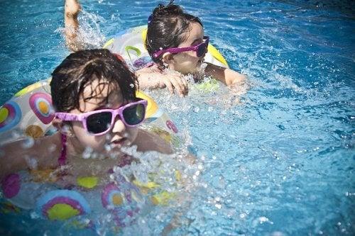 Risk of Sun Stroke in Children